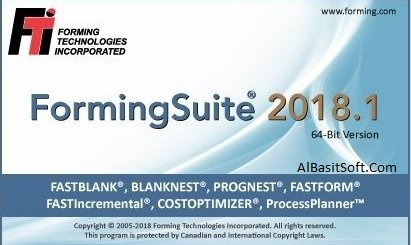 FTI FormingSuite 2019.0.0.21976.6 With Crack (x64) Free Download(AlBasitSoft.Com)