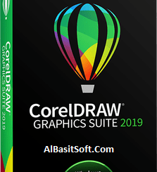 CorelDRAW Graphics Suite 2019 v21.0.0.593 With Crack Free Download(AlBasitSoft.Com)