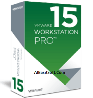 VMware Workstation Pro 15.0.4 Build 12990004 (x64) With License Keys Free Download(AlBasitSoft.Com)