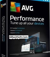 AVG TuneUp 19.1 Build 995 With Crack Free Download(AlBasitSoft.Com)