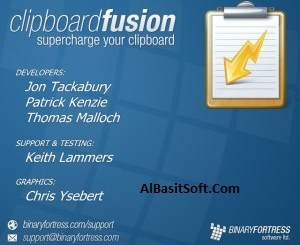 ClipboardFusion Pro 5.6 With Crack Free Download(AlBasitSoft.Com)