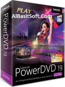 CyberLink PowerDVD Ultra 19.0.1714.62 With Crack Free Download(AlBasitSoft.Com)