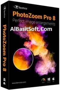 Benvista PhotoZoom Pro 8.0 (x86/x64) With Carck Free Download(AlBasitSoft.Com)