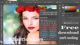 Retouching Toolkit 2.1.1 for Adobe Photoshop With Crack Free Download(AlBasitSoft.Com)