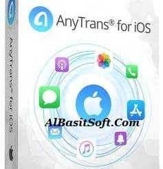 AnyTrans for iOS 7.6.0.20190627 With Crack Free Download(AlBasitSoft.Com)