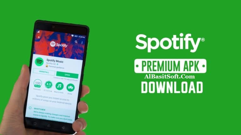 Spotify Premium APK October 2019 Download [Latest Version v8.5.24.762](AlBAsitSoft.Com)