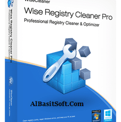 Wise Registry Cleaner Pro 10.2.6.686 With Crack(AlBasitSoft.Com)
