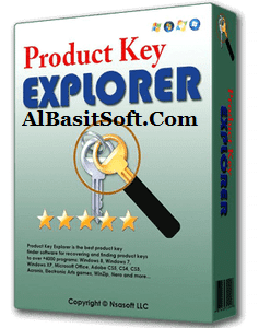 Nsasoft Product Key Explorer 4.2.0.0 With Crack Free Download(AlBasitSoft.Com)