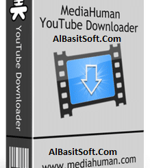 MediaHuman YouTube Downloader 3.9.9.29 (0512) With Crack(AlBasitSoft.Com)