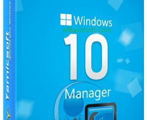 Yamicsoft Windows 10 Manager 3.1.8 With Crack Free Download(AlBasitSoft.Com)