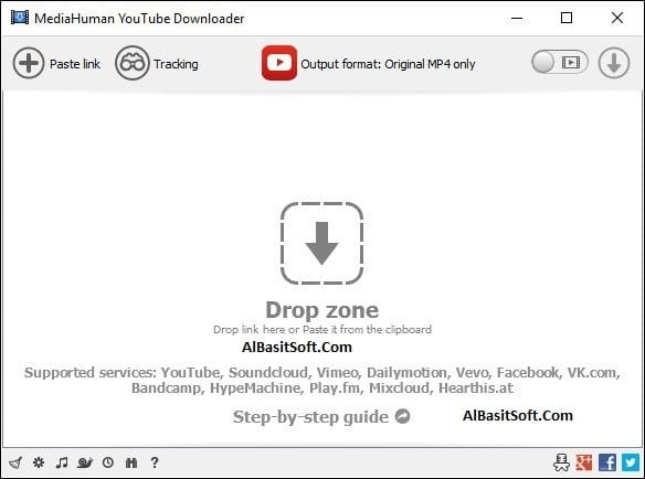 MediaHuman YouTube Downloader 3.9.9.30 (2912) With Crack(AlBasitSoft.Com)