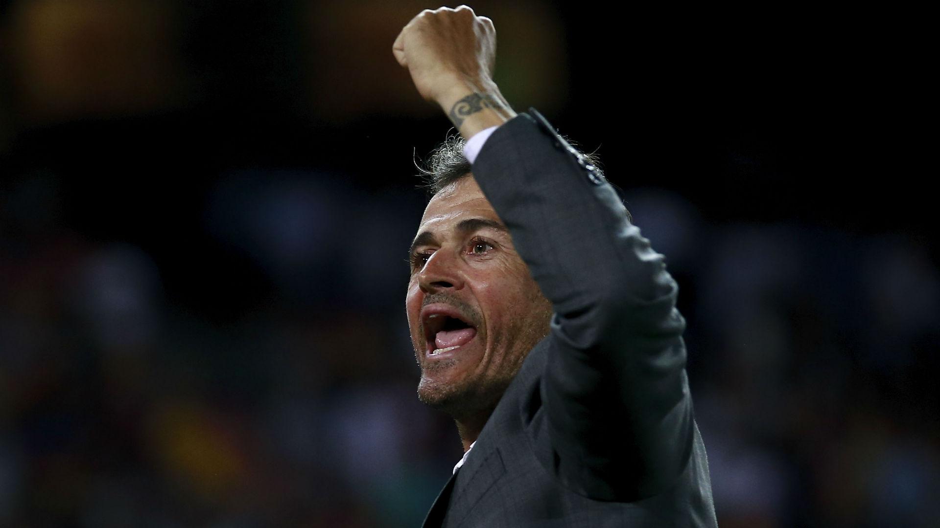 ZYRTARE  Luis Enrique trajner i Spanjës