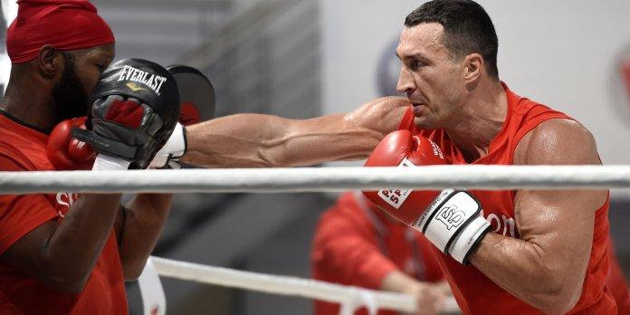E BUJSHME: Klitschko i gatshëm për revanshin e madh