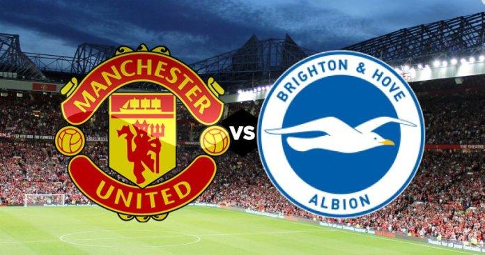 Formacionet zyrtare: Manchester United-Brighton