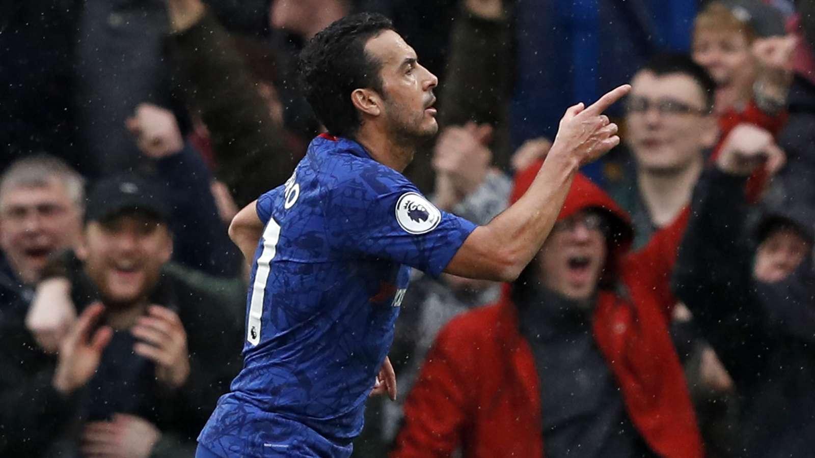 Pedro pranë ndarjes me Chelsean  destinacioni i ri Serie A