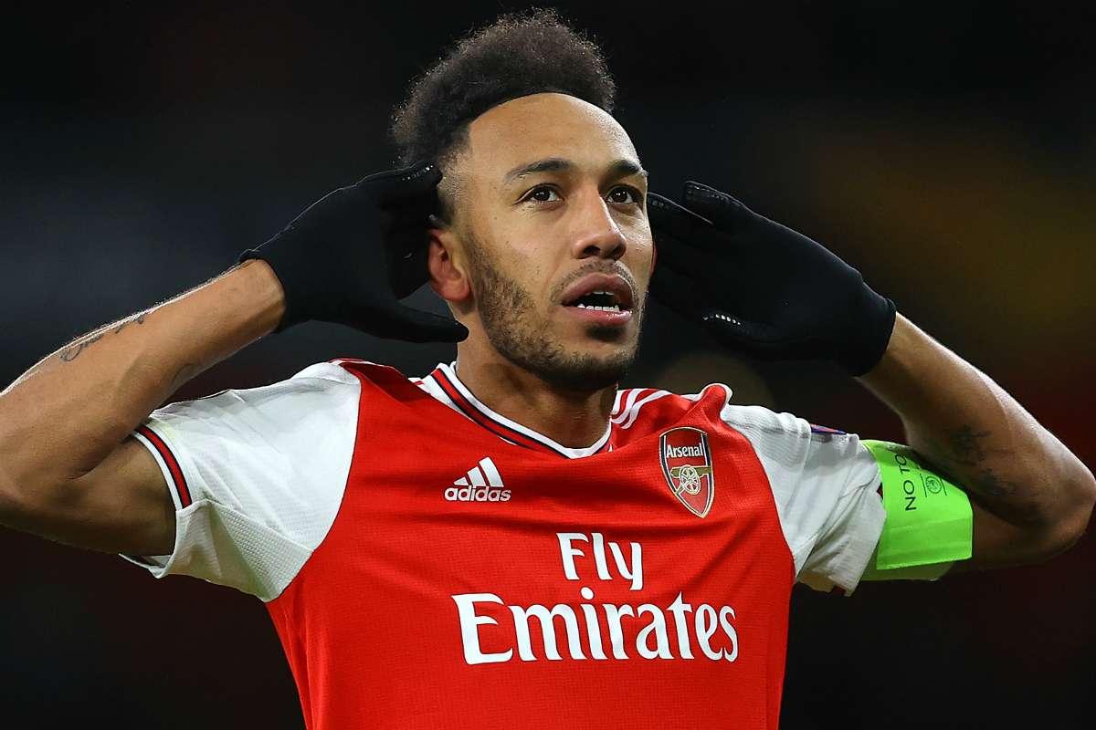 E bujshme  Aubameyang transferohet te rivalët e Arsenalit