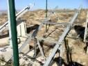 Montando la estructura solar