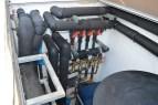 Sala técnica con depósito de inercia y ACS. También se observa instalación de ósmosis para potabilización de agua.