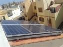 Placas fotovoltaicas integradas en teja
