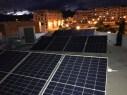 Fotovoltaica de noche