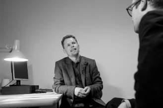 David Poulsen, medlem af forretningsudvalget for Dansk Musikpædagogisk Forening.