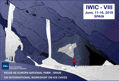 1st Announcement of IWIC-8 (International Workshop on Ice Caves)
