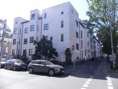 1-Zimmerappartement im Geistviertel!