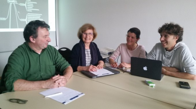 Grün-Sozialen Kreistagsfraktion In Langlau