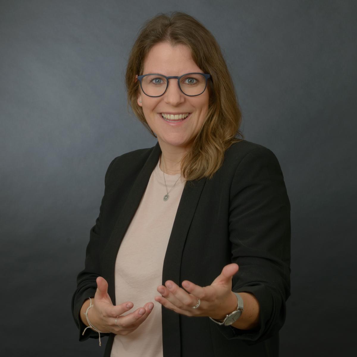 Sarah Baumgärtner in den Stadtrat