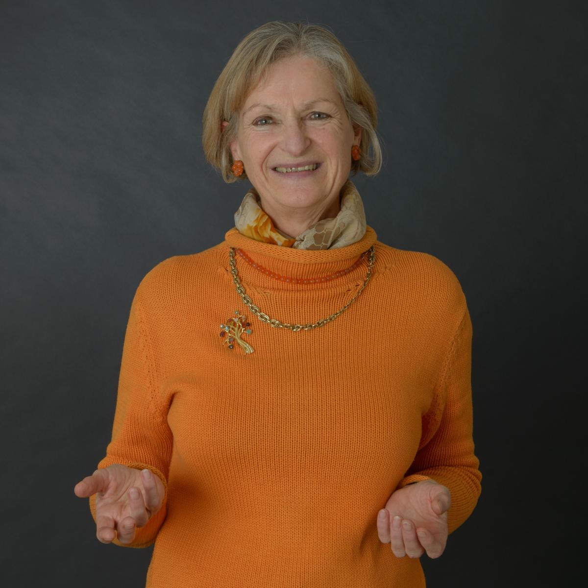 Gisela Schiffers in den Stadtrat