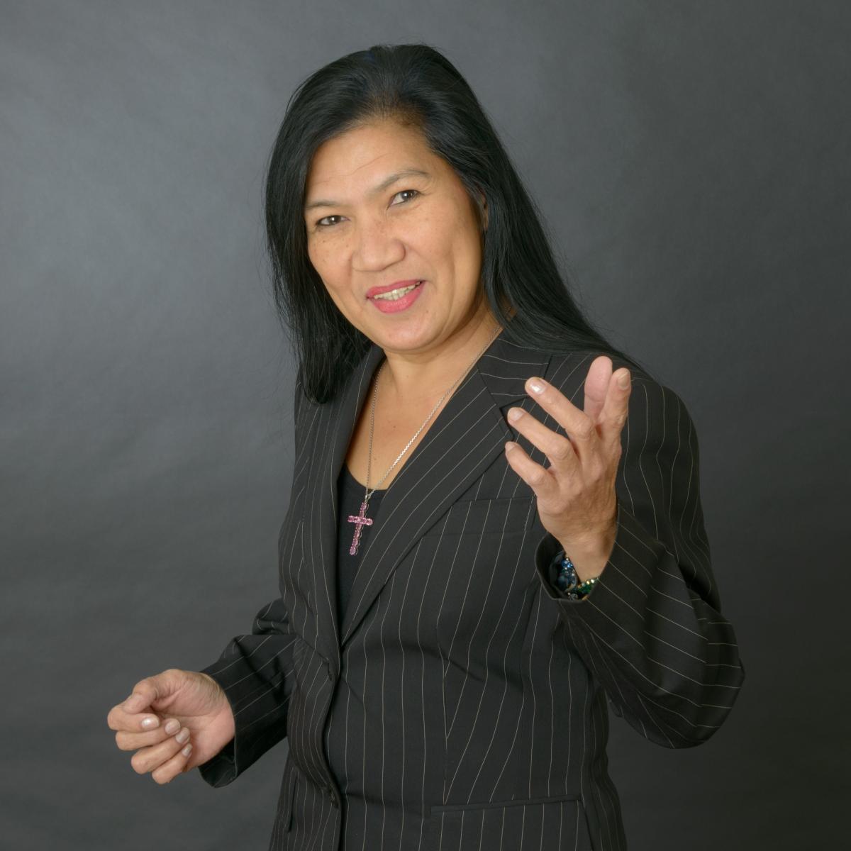 Marlyn Zablan-Klose in den Stadtrat
