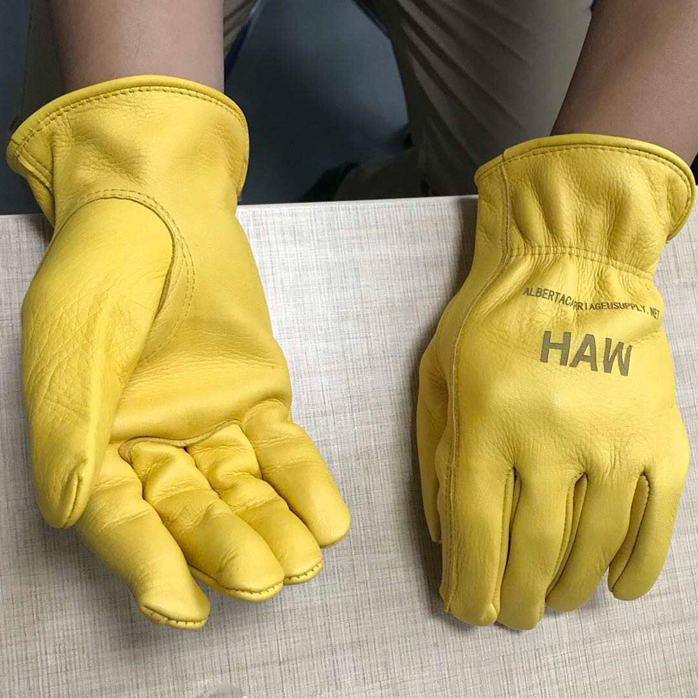 ACS - Gee & Haw - Deerskin Gloves