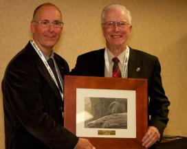 Parks and Protected Areas Achievement Award - Dr. Charles Bird
