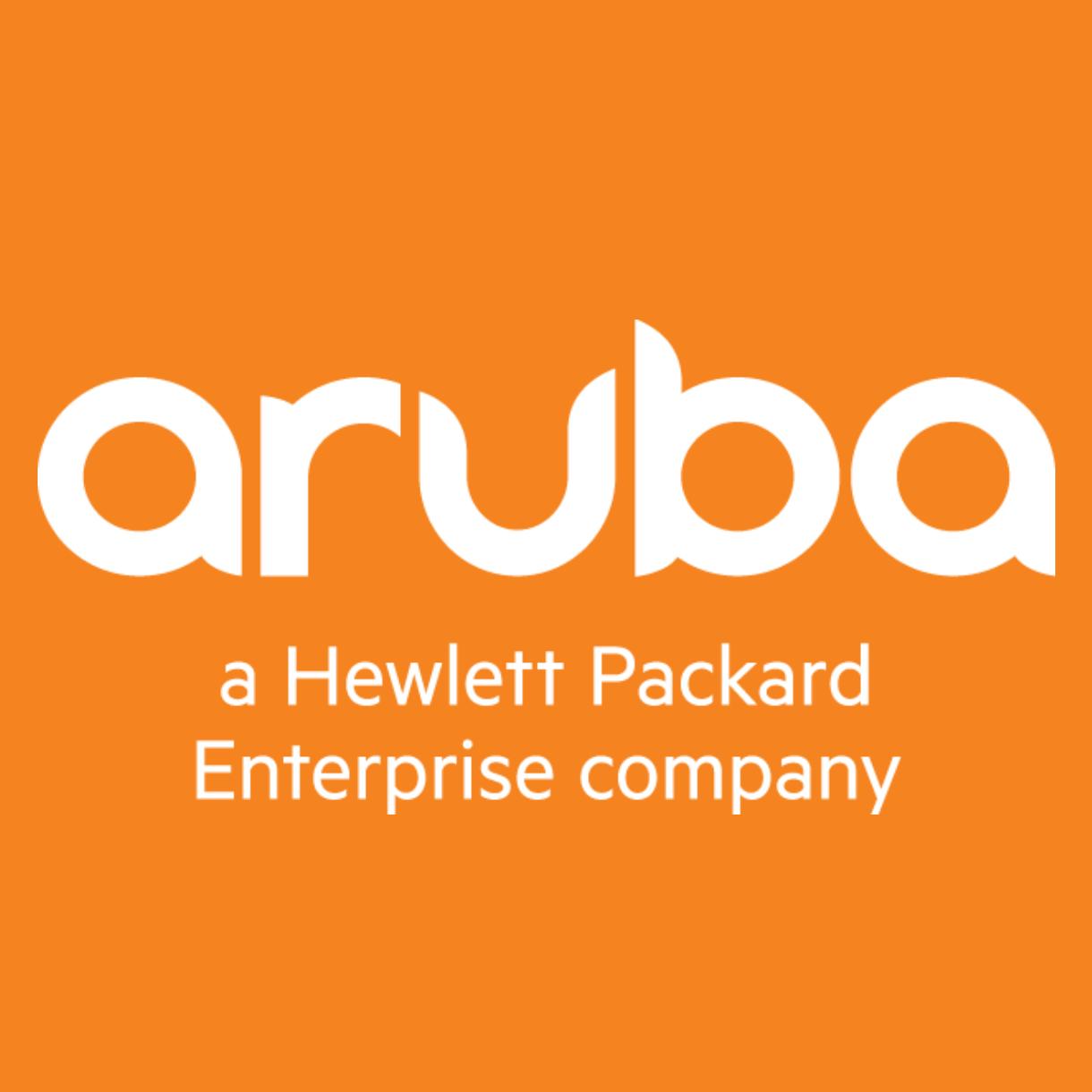 Alberta IoT Gold Sponsor Aruba
