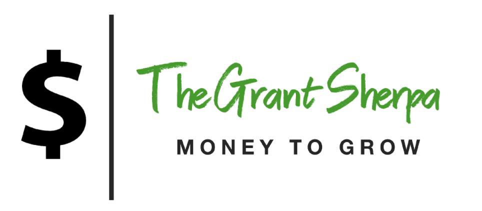 The Grant Sherpa logo