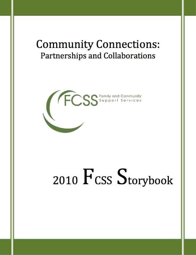 FCSS Storybook 2010