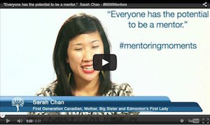 Everyone has the potential to be a mentor