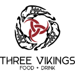 Three Vikings Food + Drink