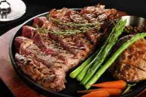 novelty meat dish