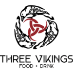 three vikings logo