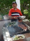 Morisio cooking up a storm
