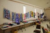 Look at all the dresses!