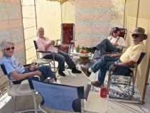 SKP Happy Hour — Liz, Betty, Gerry & Roger