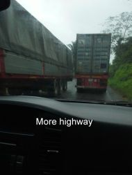 More highway