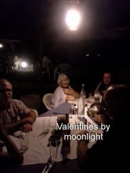Valentine's Day - Moonlit dinner