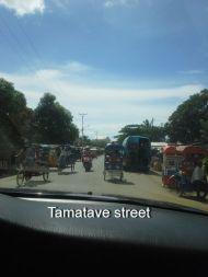 Tamatave street