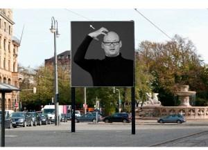 Albert Coers König, Kunst-Insel am Lenbachplatz