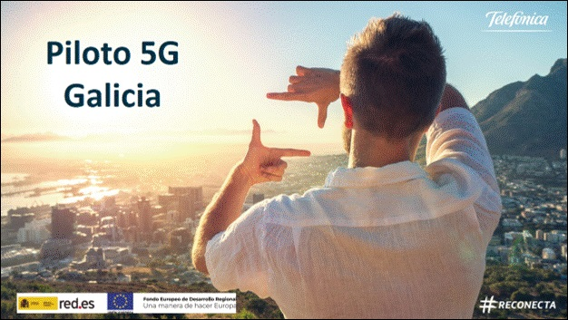 galicia, 5g, telefonica, red.es
