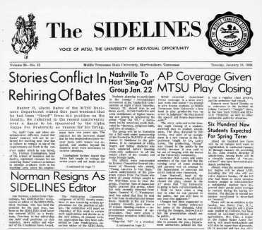 Sidelines 1-18-66 (Note 2 of 3 top headlines)_Page_1_BH