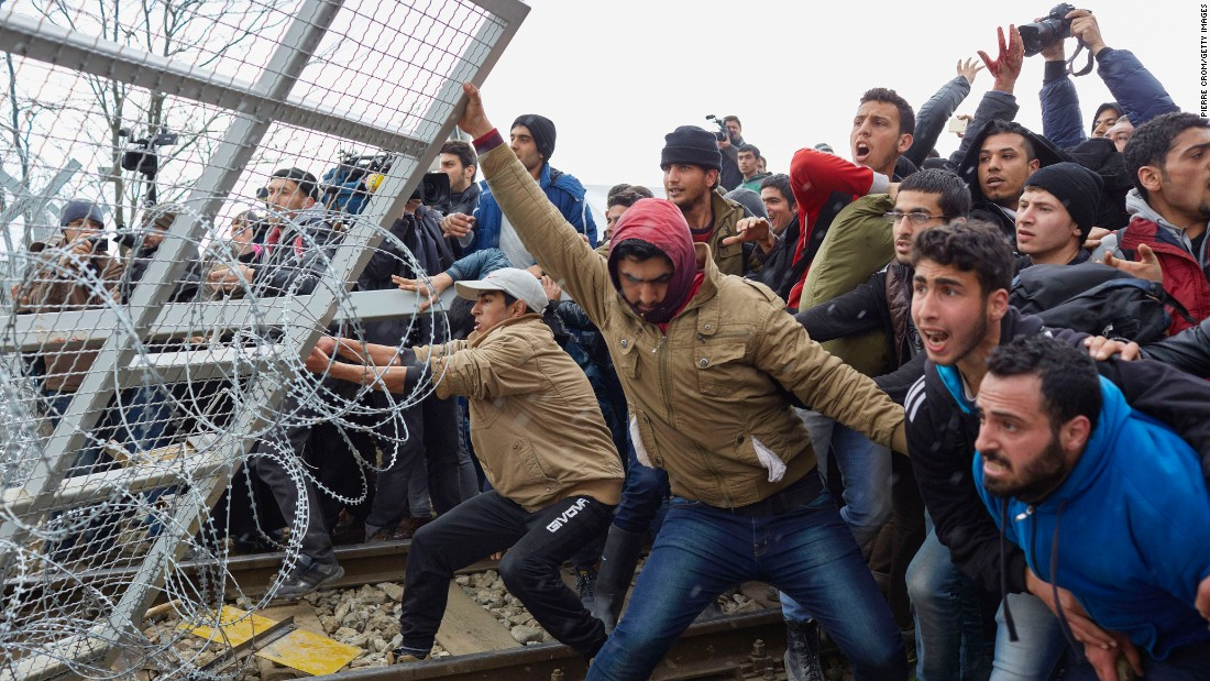 Image result for Europe Mass Migration